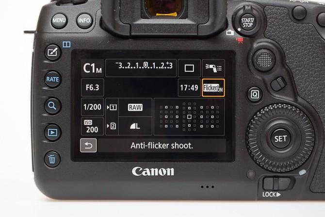 The Custom Quick Control screen has huge configuration options.