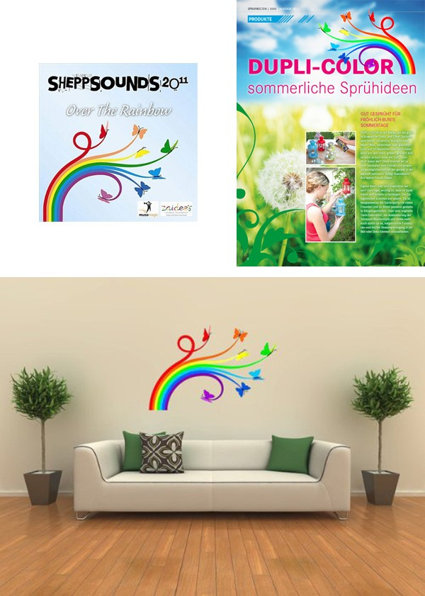 Rainbow-ukazky