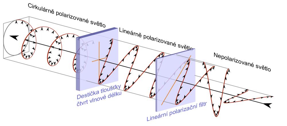 Diagram polarizace