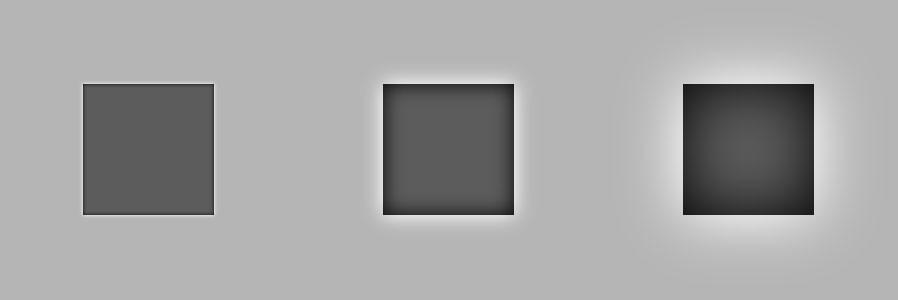Doostření bylo provedeno vždy se silou 100 procent, ale poloměry 2, 10 a 30 pixelů.